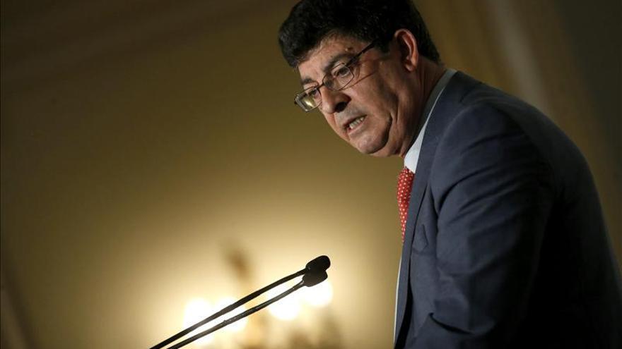 """El vicepresidente andaluz cree que Sánchez Gordillo es objeto de una campaña """"desmedida"""""""