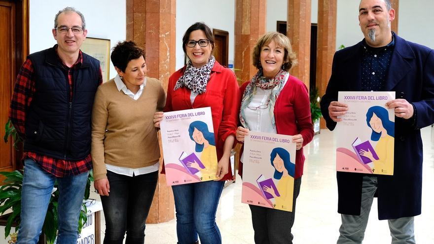La Feria del Libro incluirá 23 encuentros con escritores locales y nacionales, como María Oruña y Martí Gironell