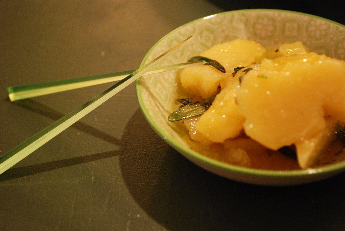 Grana con miel y romero_Malasaña a mordiscos_La Carbonera