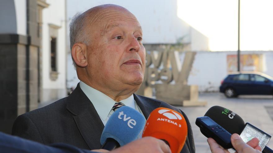 El abogado de Soria, Eligio Hernández (ALEJANDRO RAMOS)