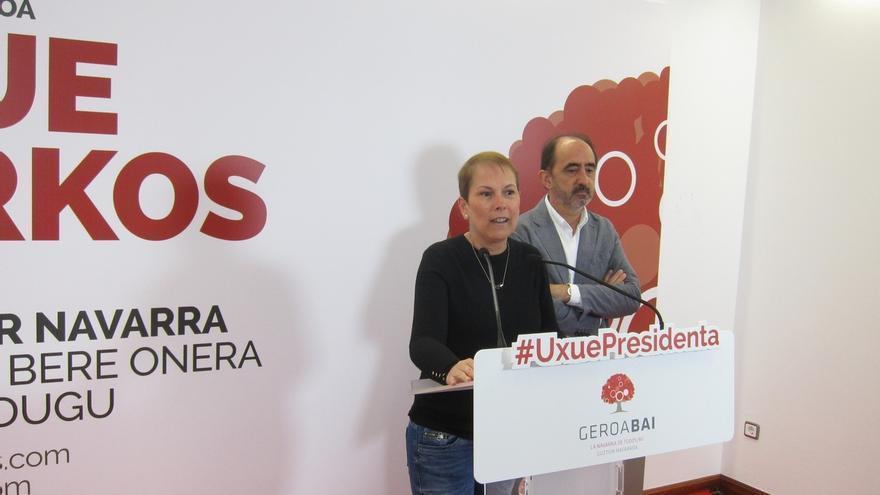 """Innerarity critica el discurso del """"miedo"""" y dice que """"no va a desaparecer Navarra, sino UPN del Gobierno"""""""