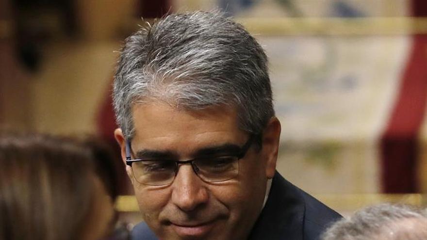Homs al Gobierno: la cuestión catalana no es resoluble sin pasar por urnas
