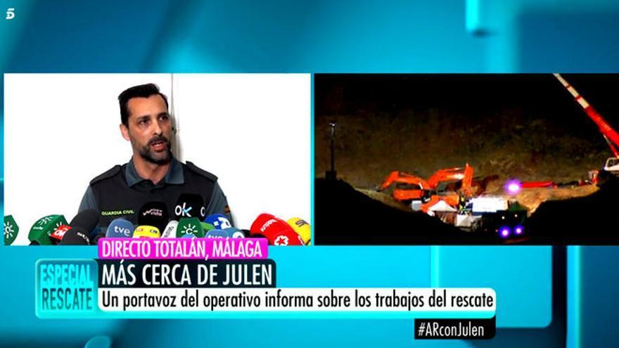 Especial de Ana Rosa sobre el rescate de Julen