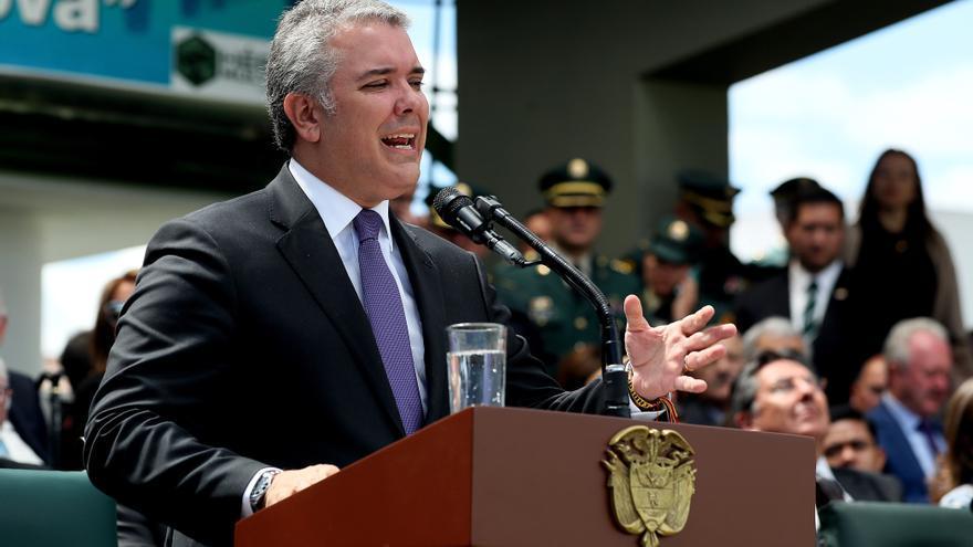 Duque anuncia el máximo despliegue militar en la zona más afectada por la violencia
