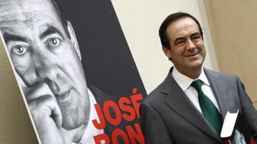 José Bono presenta su libro 'Les voy a contar'