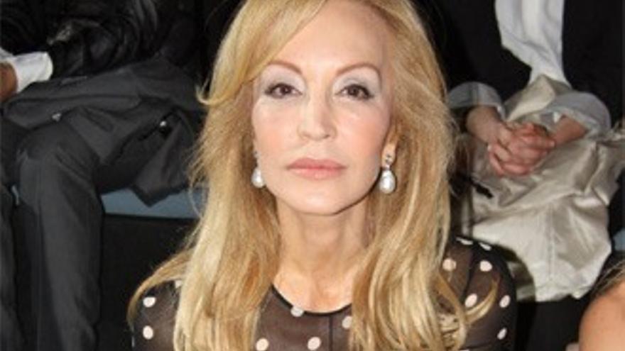 Urdaci llama sutilmente 'bruja' a Carmen Lomana, y ésta le responde
