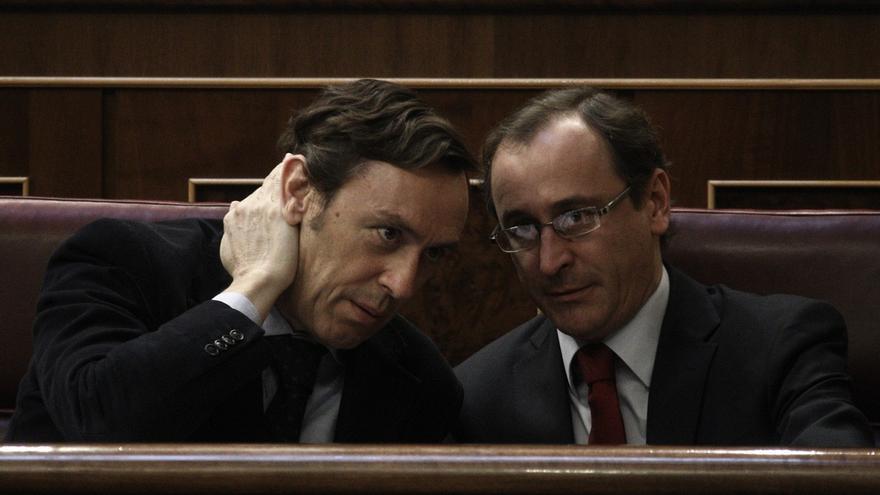 """El PP achaca al PSOE """"síndrome de la coleta"""" por apoyar la revisión de la reforma constitucional que promovió Zapatero"""
