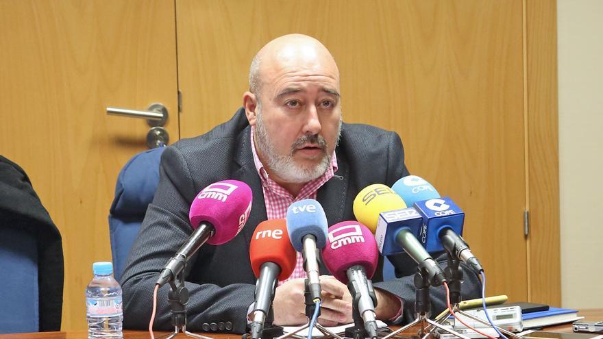Francisco Pérez Bernardo, presidente del Colegio de Educadores Sociales de Castilla-La Mancha