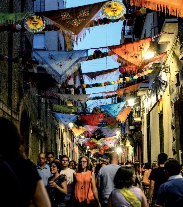 Fiestas de Lavapiés | AYUNTAMIENTO DE MADRID
