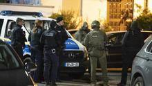 La policía alemana investiga el tiroteo en la ciudad de Hanau / Europa Press