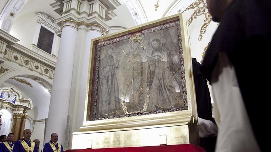 La patrona de Colombia regresa a Bogotá después de 18 años para la visita papal