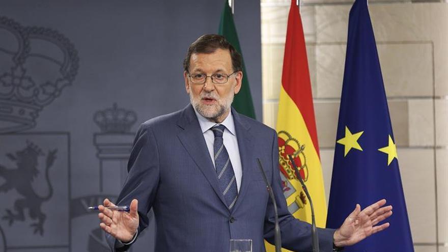Rajoy dice que para junio se habrá recuperado la riqueza perdida en la crisis