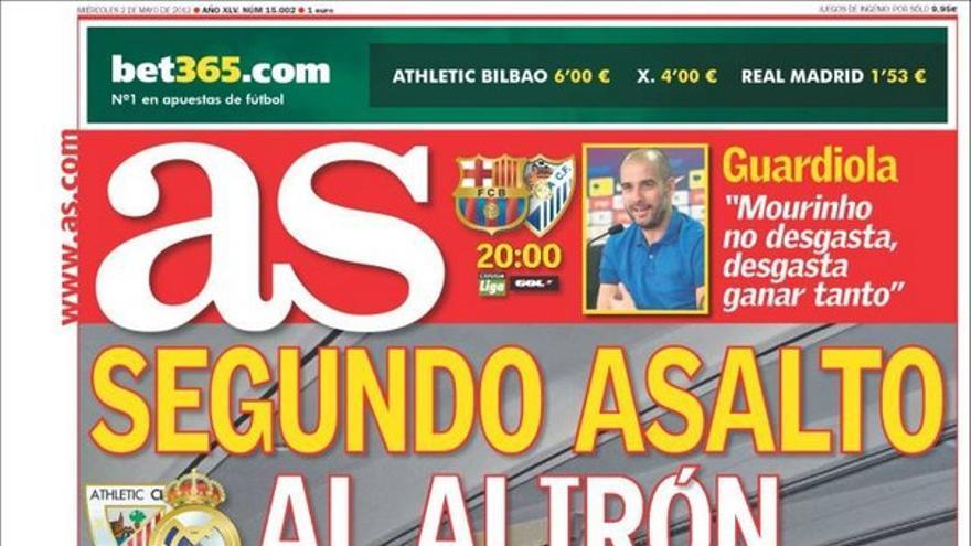 De las portadas del día (02/05/2012) #13