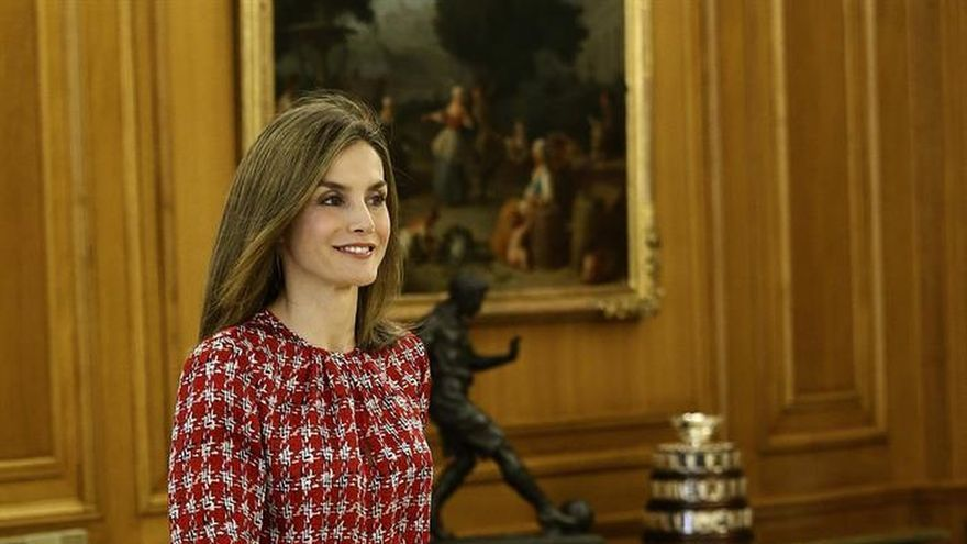Alianza Iberoamericana de Enfermedades Raras explica sus proyectos a la Reina