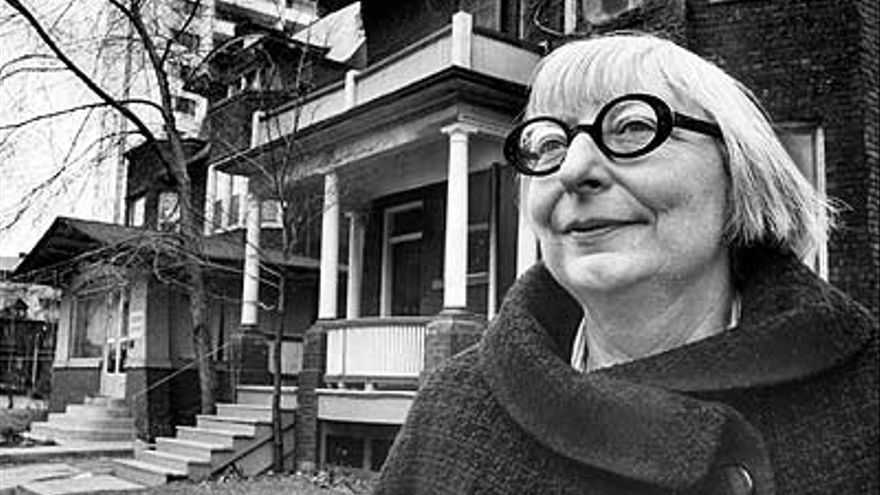Jane Jacobs. / Jane Jacobs Walk.
