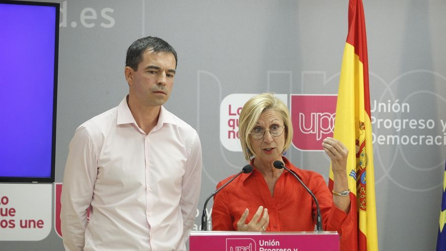 """Rosa Díez a Artur Mas: """"Tener más votos no significa tener razón. Hemos vivido perversiones en la historia por eso"""""""