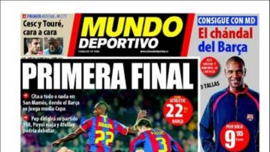 De las portadas del día (05/01/2011) #14