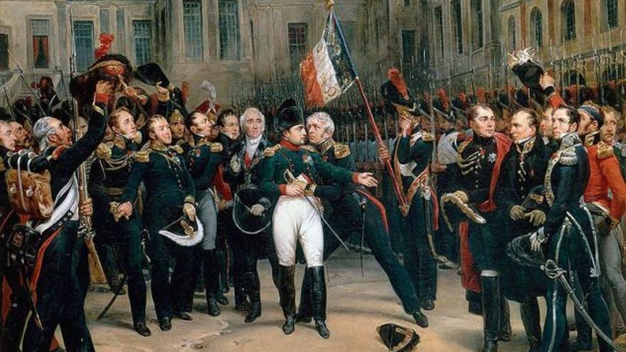 Waterloo en sangre y tinta