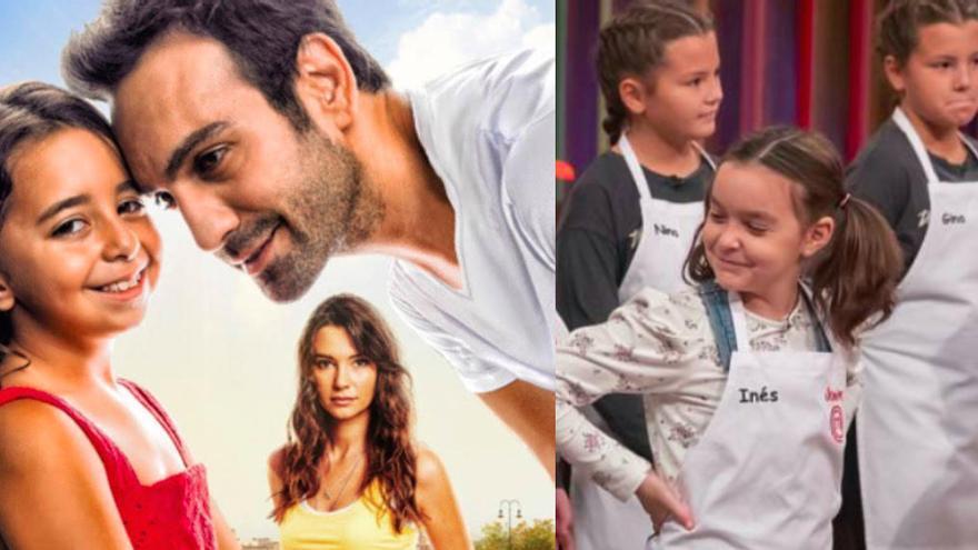 'Mi hija' y 'Masterchef Junior' contra el cine de Reyes