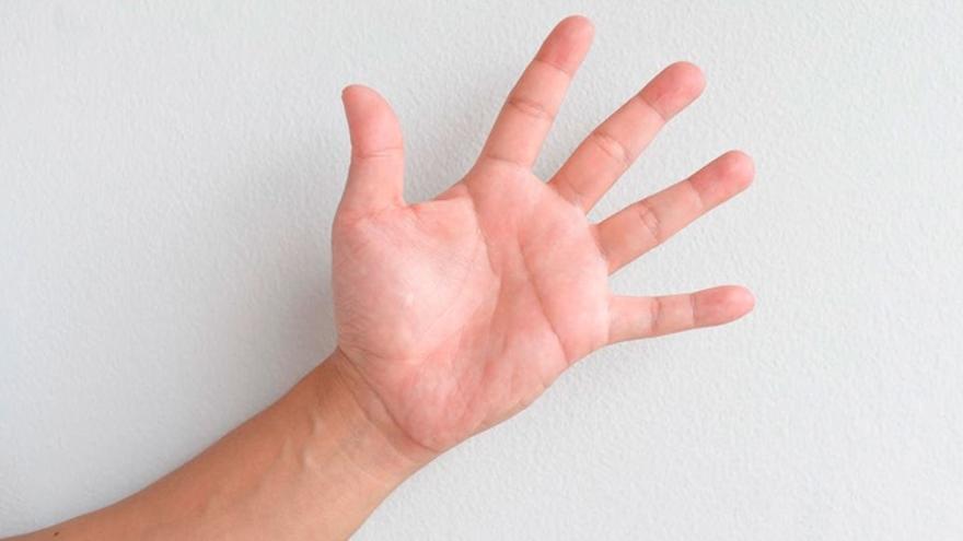 Esto es lo que dice de nuestras habilidades la longitud de nuestros dedos
