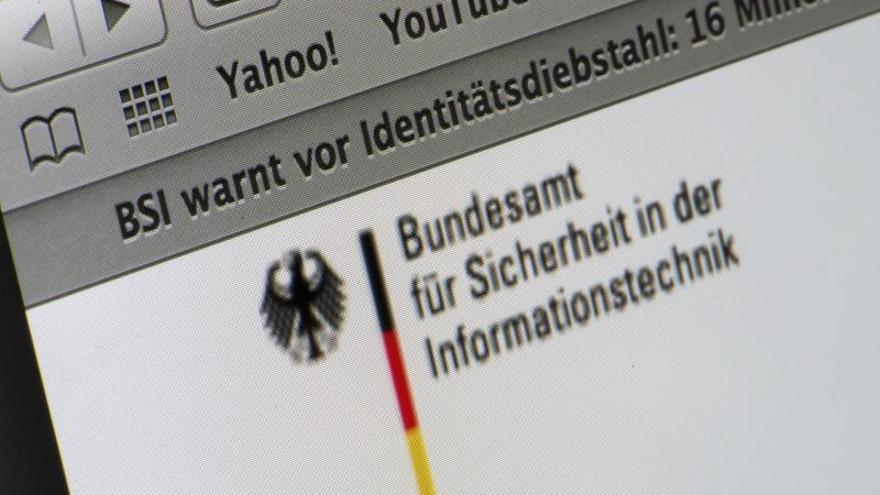 Autoridades alemanas detectan robo de 16 millones de identidades de internet