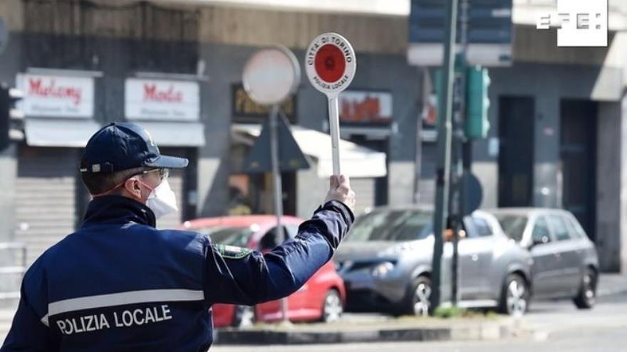 Italia cumple un mes con coronavirus y contabiliza más de 4.000 fallecidos