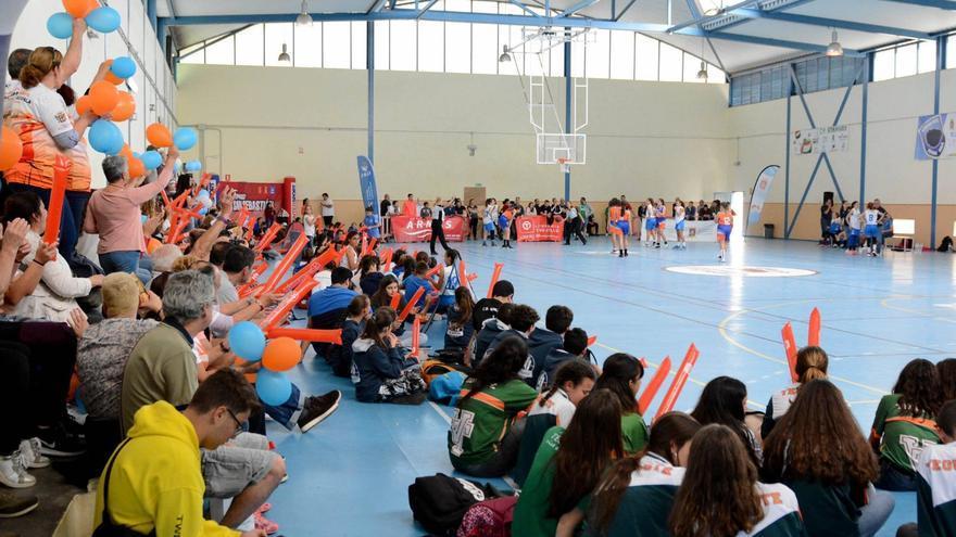 Imagen de uno de los partidos celebrados en la anterior edición