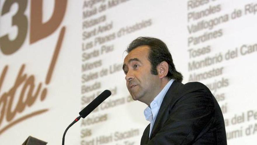 Miquel Calçada en una imagen de archivo