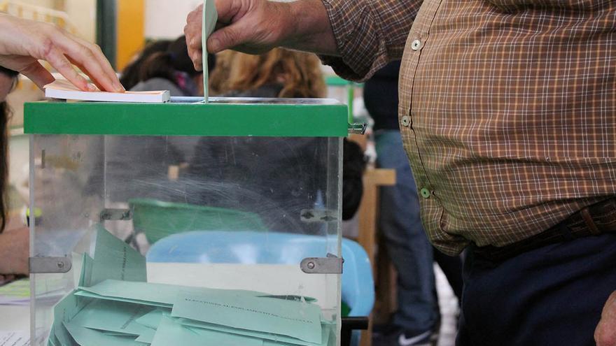 Elecciones andaluzas 2015. / J.M.B.
