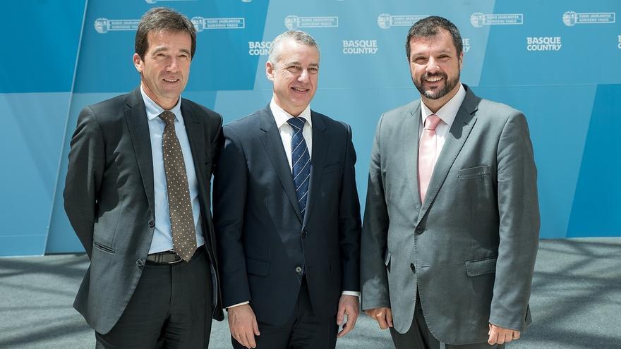 Urkullu se plantea como objetivo que se reconozca el estatus de nación al País Vasco