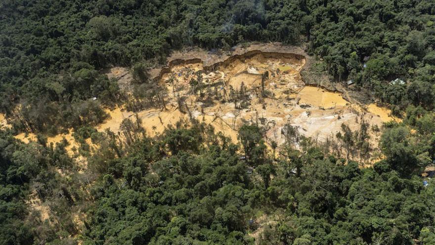 Tierras indígenas amenazadas