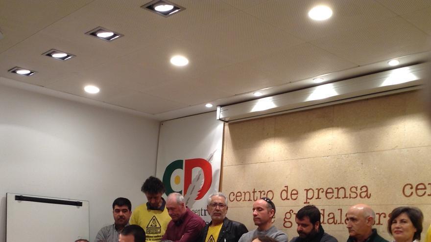 Plataforma contra el fracking en Guadalajara