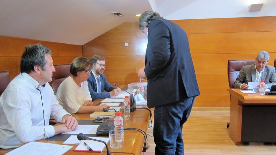 Fernando Fernández (PRC) presidirá la Comisión Ecomasa, constituida entre críticas de Podemos y C's