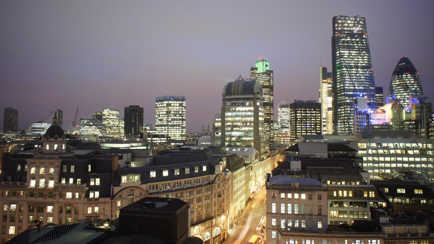 Londres no deja de ser financiera, pero también se ha convertido en un importante hub tecnológico