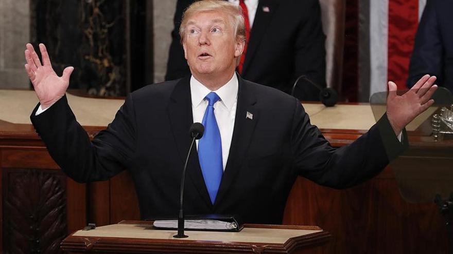 Trump marcará sus prioridades para 2019 ante un Congreso de EE.UU. crispado