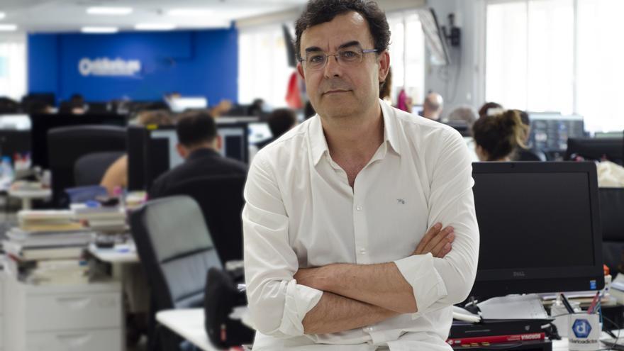 Iñigo Sáenz de Ugarte, subdirector de eldiario.es