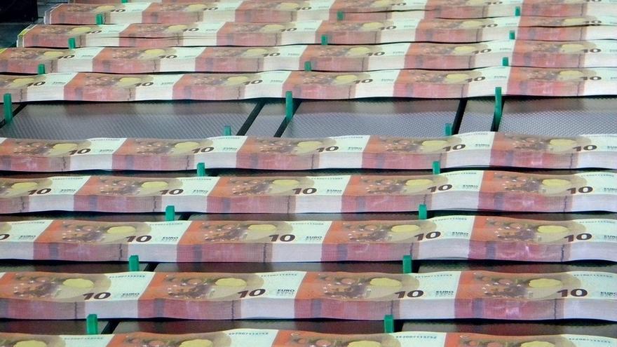 Los nuevos billetes de diez euros comienzan a circular mañana