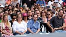 Noemí Santana, Alberto Rodríguez y Meri Pita entran en el Consejo Ciudadano Estatal de Podemos que lidera Pablo Iglesias