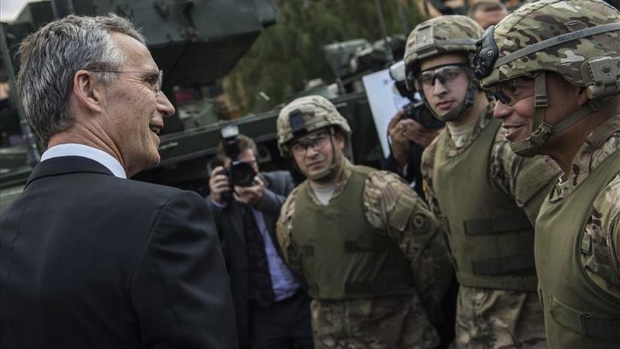 El secretario general de la OTAN visita por primera vez Ucrania próxima semana
