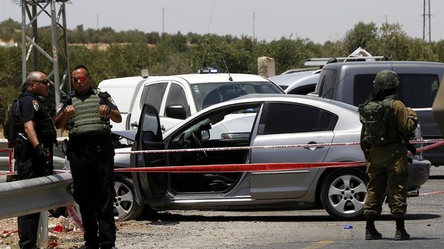 Muere un palestino tras intentar apuñalar a un grupo de soldados israelíes en Cisjordania