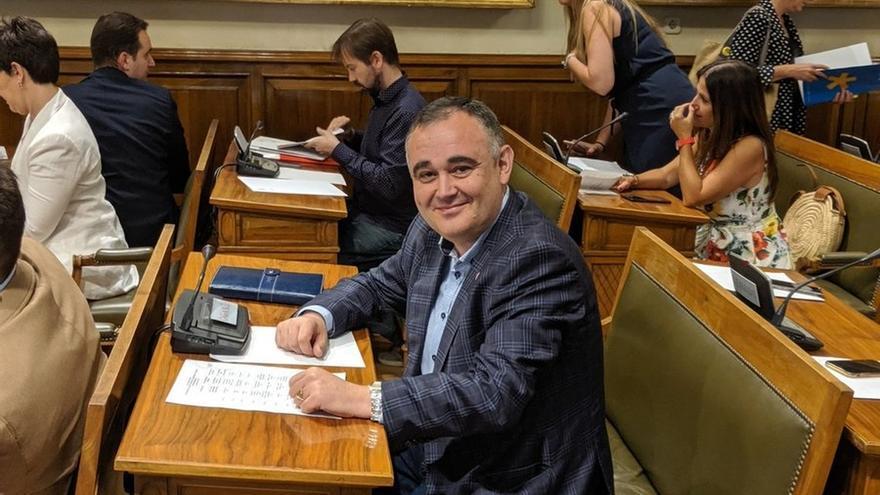 SUST Constituido el grupo Mixto del Senado con seis partidos y Fernández (PRC) como primer portavoz rotatorio