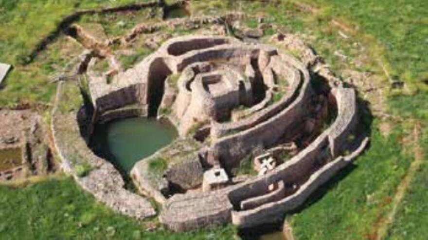 Aguas subterráneas en Las Motillas / IGME