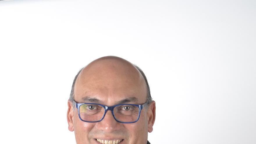 Pío Lorenzo es concejal de CC en Los Llanos.