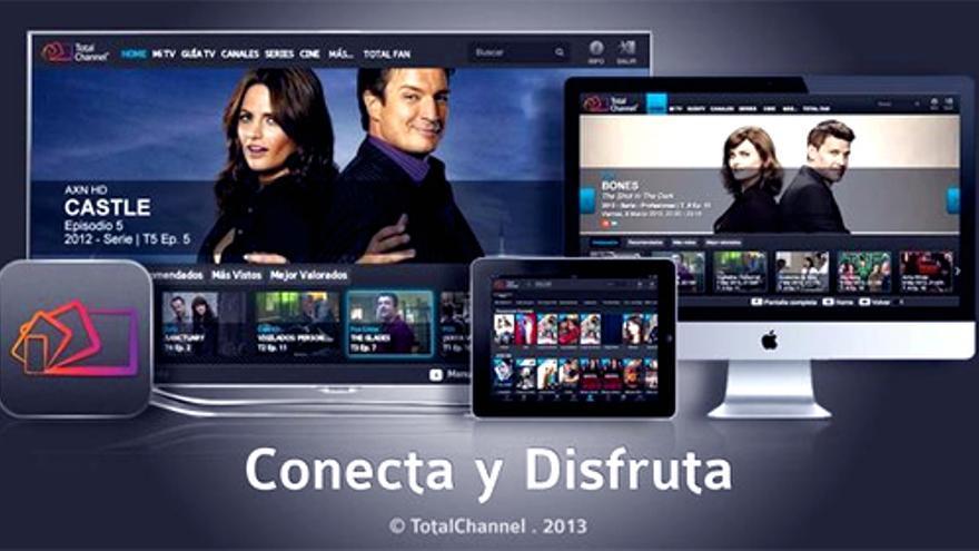 Nace TotalChannel, nueva plataforma de series y TV de pago