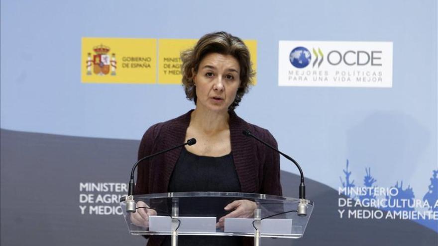 """García Tejerina dice que el Gobierno está """"abierto"""" a ampliaciones de los plazos de la PAC"""