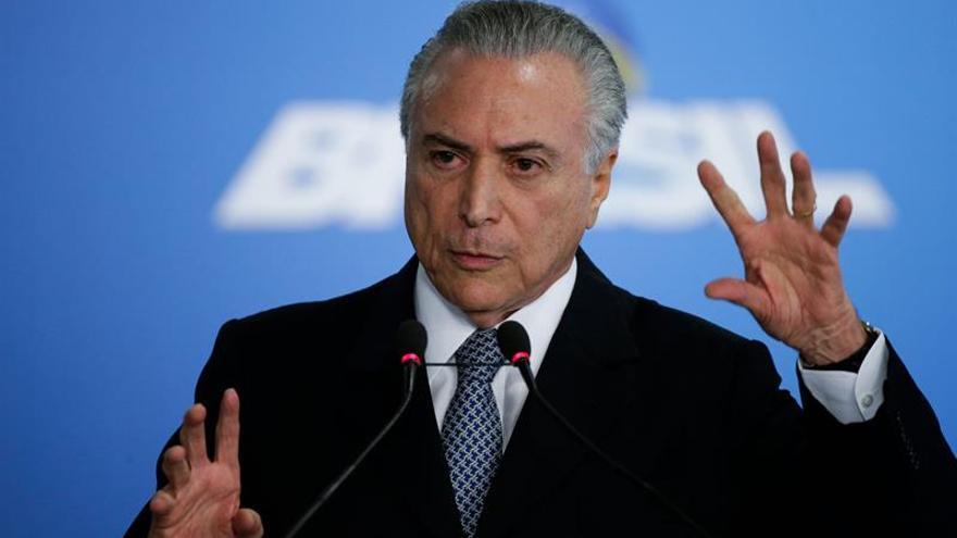 Presidente exige más esfuerzos para atender víctimas brasileñas de atentado