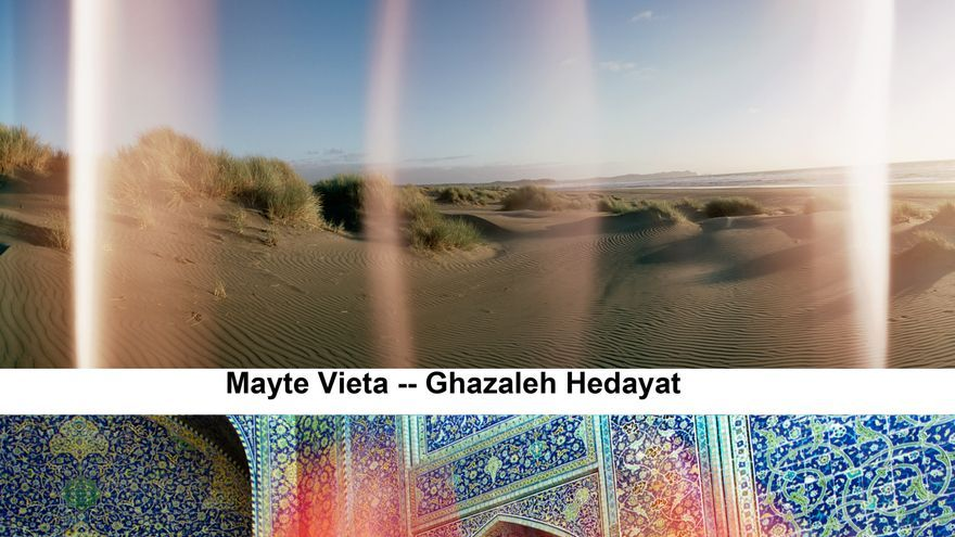 My Isfahan Series (Ghazaleh Hedayat, 2002).