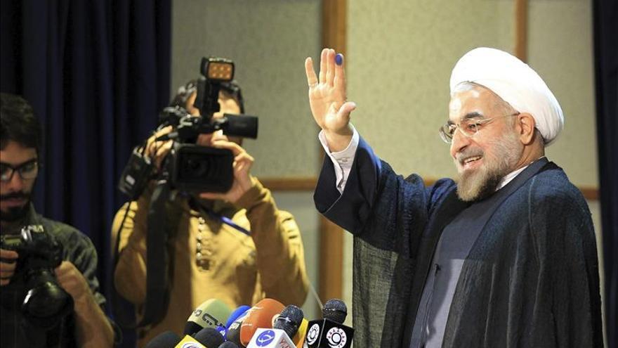Medio centenar de inscritos en un ambiente tenso para las Presidenciales en Irán