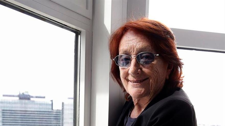 """Rosa Regàs: """"Es justo que hayan entregado el Cervantes a Eduardo Mendoza"""""""