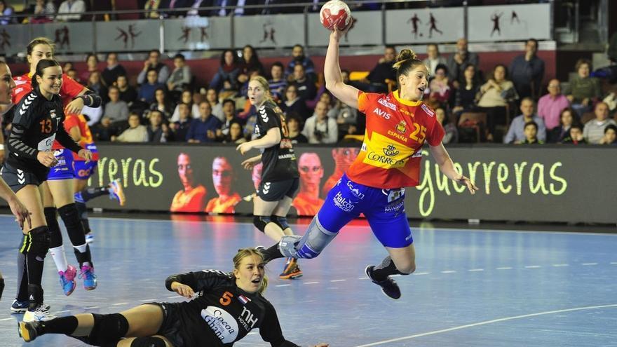 La Selección de Balonmano femenino preparará en Torrelavega su participación en los Juegos Olímpicos